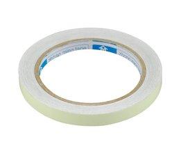 One Roll 10 M Lichtgevende Tape zelfklevende Glow In The Dark Veiligheid Stage Home Decoraties Waarschuwing Tape <br />  MayRecords