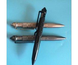 B2 Zelfverdediging Levert Tactische Pen Zelfverdediging Tool beveiliging Persoonlijke verdediging tool Luchtvaart Aluminium Anti-skid <br />  MyXL