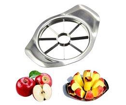 Keuken gadgets rvs apple cutter slicer groente fruit gereedschap keuken accessoires  <br />  <br />  Kitstorm
