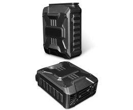 Promotie Mini Cooling Ventilator Vacuüm USB Luchtkoeler Extraheren Extractor CPU Cooler Voor Notebook Laptop PC Processor <br />  VAKIND