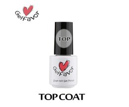 Nail Gel 7 ml Top Coat langdurige Primer Nail Art Nail Gel Polish Weken-off UV lak <br />  Gelfavor