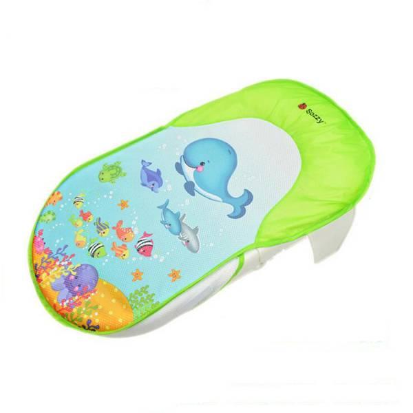 Zitstoel Voor Baby.Inklapbare Babybadje Bed Bad Bad Stoel Badhanddoeken Veilig En