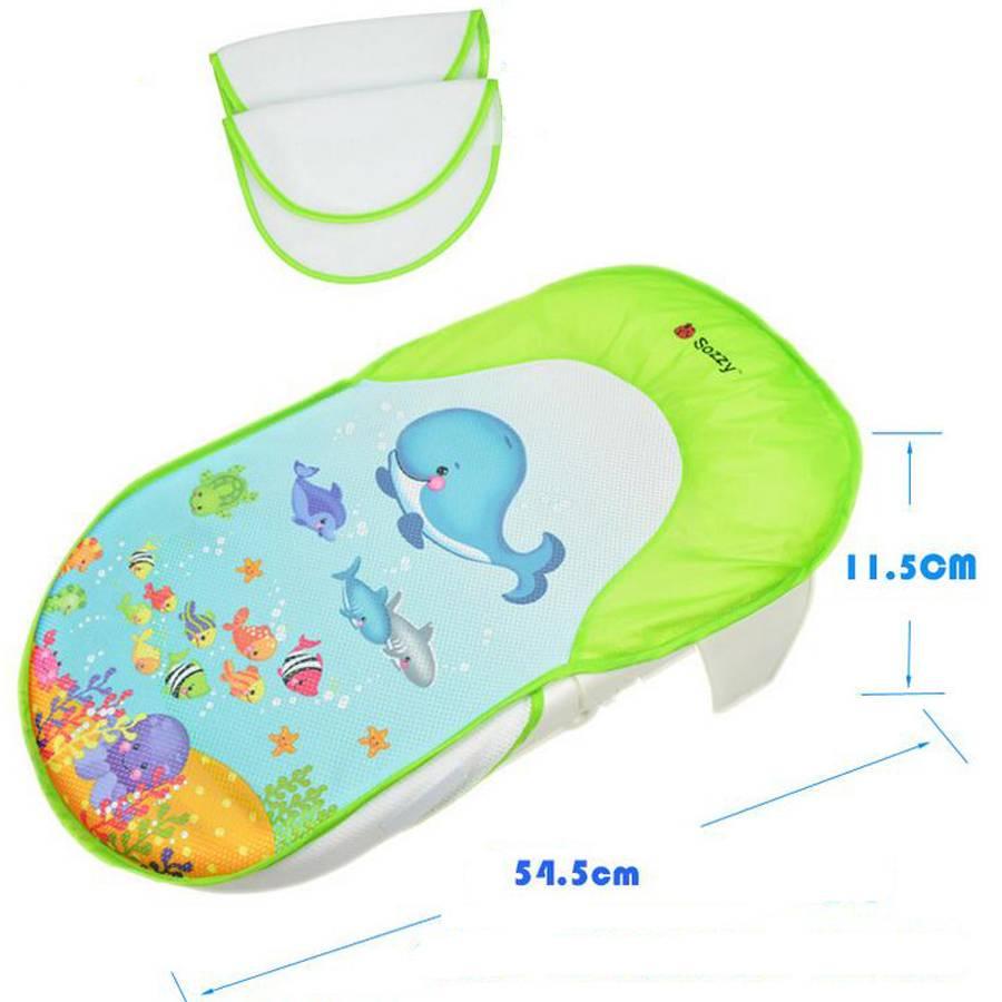 Inklapbare Eetstoel Baby.Inklapbare Babybadje Bed Bad Bad Stoel Badhanddoeken Veilig En