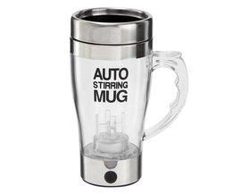 500 ML Auto Roeren Mok Elektrische Eiwit Shaker Blender Mixer Lui Zelf Roer Melk Koffiekopje Smart Mixer Fles Kantoor huishoudelijke <br />  MyXL
