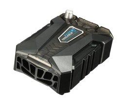 Top Kwaliteit Mini Ultrastille Vacuüm Air Extraheren USB Uitlaat Cooling Cooler Pad Fan CPU Koeler Radiator Voor Notebook Laptop PC <br />  S SKYEE