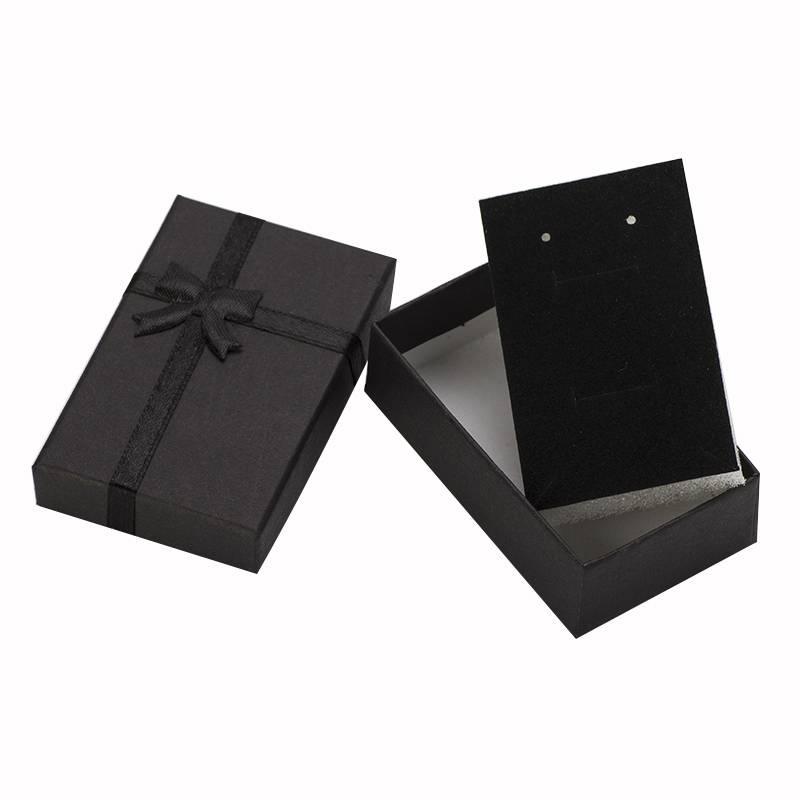 Wonderbaar 32 stks/partij Sieraden Doos 8x5 CM Ketting Ring Box voor Sieraden IX-02