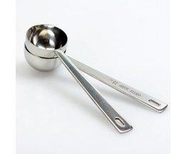 304 Rvs Maatlepels Koffie Maatregel Gebruiksvoorwerp Koken <br />  EMOHOME