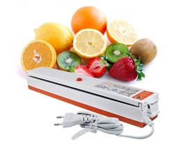 110 V 220 V Automatische Elektrische Vacuüm Verpakkingsmachine Voedsel Vacuumsealer Zakken Machine Huishoudelijke Vacuüm Verpakkingsmachine Voor Thuis JE J. COTTON.<br />  JE J. COTTON. DESIGN