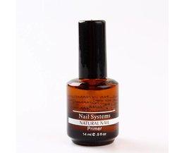 1 st 14 ML Natuurlijke Nagels Primer Nail Art Gereedschap Acryl Tips Base Coat UV Gel Polish Gel Verwijderen Bonder Water Super droog <br />  ibcccndc