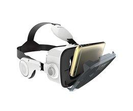Originele xiaozhai bobovr z4/bobo vr z4 met hoofdtelefoon virtual reality 3d vr bril karton voor 3.5-6.0 inch smartphone <br />  Maxinrytec