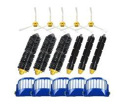 Filters en borstels vervanging kit voor irobot roomba 500 600 series (585 595 620 630 650 660 680 690) Stofzuigen Robots <br />  YiJiA