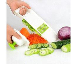 Multi Mandoline Groentesnijder & Rasp Keuken Set-Dicer Slicer Aardappel Wortel Dicer Salade Maker Assistent <br />  LINSBAYWU
