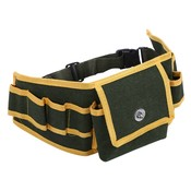 Draagbare Multifunctionele Canvas Tool Bag Pouch Houder Elektricien Mechanic Taille Verpakking Riem <br />  VGEBY