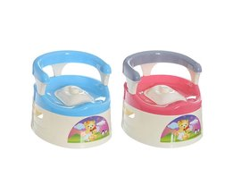 Kids Training Wc Kinderpotje Stoel Seat Kids Comfortabele Draagbare Wc Assistent Multi Functie Eco Kruk <br />  MyXL