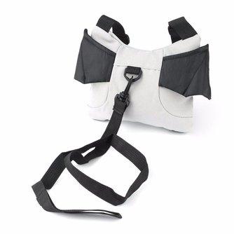 Loopstoeltje Baby Harness Assistant Peuter Leash Leren Walking Kids Keeper Veiligheid Rugzak Tas Strap Verwijderbare Tether<br />  OUTAD