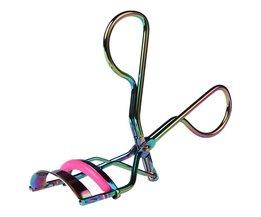 1 stkleurrijke wimperkruller tweezer curling wimper clip cosmetische beauty make hulpmiddel beauty <br />  SKONHED