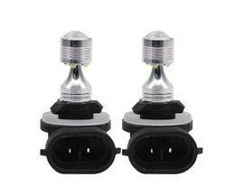 H27 led lamp auto rijden leds High Power Kwaliteit Wit 881 30 W LED Lamp Fog Dagrijlicht Externe Lamp 1X <br />  HYZHAUTO