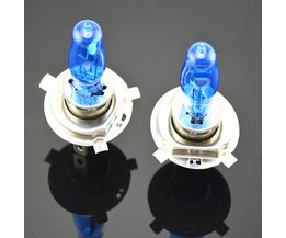 2 stks H4 100 W/90 W 12 V HOD Xenon Wit 6000 k Halogeen Auto Head Light Globes lampen Lamp H4 HOD Xenon Licht <br />  RJOKTEAM