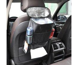 Zwarte Auto Geïsoleerde Voedsel Opbergzakken Organisatie Auto Interieur Styling Groothandel Bulk Veel Accessoires Levert Producten <br />  Arsmundi