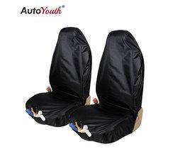 Waterdichte Auto Bekleding 2 STKS Front Autostoel Protector Met Organizer Tas Universele Auto-interieur Accessoire <br />  AUTOYOUTH