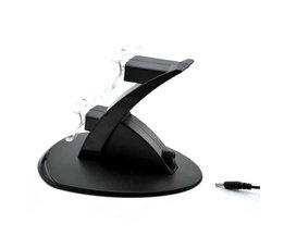 Voor Xbox Een Controller Charger Dock Station Base Lading LED USB Fast Charging Stand Dock Dual voor Xbox Een S Elite Gamepad 1A <br />  DATA FROG