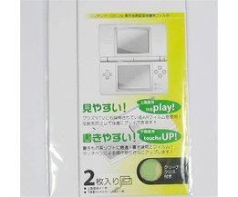 NIEUWETop Selling Speciale Aanbieding Top Bottom Lcd-scherm Guard Protector Cover voor Nintendo voor DS Lite voor NDSL <br />  ShirLin