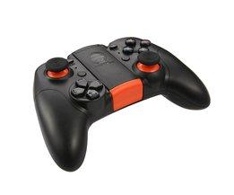 RKGAME Pro Draadloze Gamepad Joystick Bluetooth game Controller voor PC iPad iPhone Samsung Android iOS MTK telefoon Tablet PC TV doos <br />  PXN