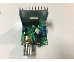 1 set board versterker TDA7297 onderdelen dc 12 v 2.0 dual audio codering 15 w elektronische <br />  HJXY