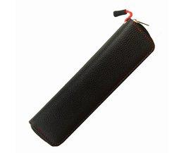 PU Lederen Beschermende Opslag Tas Pouch Skin Cover Sleeve voor iPad Pro Apple Potlood Ipencil Accessoires Gadgets <br />  Besegad
