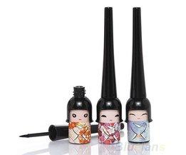 Top Kwaliteit Zwart Waterdichte Leuke Pop Eyeliner Vloeibare Pen Make Cosmetische Eye Liner 4DYV 7GQV 8AM1 <br />  MyXL