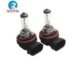 2 stks H8 12 V 35 W clear pgj19-1 auto auto-onderdelen halogeenlamp mistlamp bulb quartz glas OEM kwaliteit RP009 <br />  REEPIN