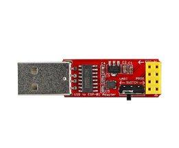 USB naar ESP8266 ESP-01 Seriële Wi-Fi Adapter Module CH340G driver AA3470 <br />  MLLSE