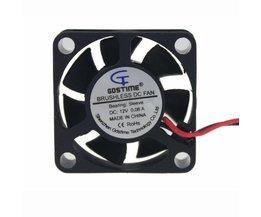 5 Stks Gdstime 3010 12 V 2Pin 3 CM 30mm 30x30x10mm Micro DC Mini borstelloze Koeler Koelventilator <br />  gdstime