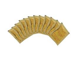120 Stuk = 60 stks Patches 60 stks Lijmen Detox Voet Patch Bamboe Azijn Pads Verbeteren Slaap Schoonheid Afslanken Patch <br />  MQ