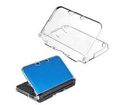 Beste Prijs Clear Crystal Hard Guard Beschermhoes Cover Skin Shell Voor Nintendo Voor 3DS XL LL <br />  ShirLin