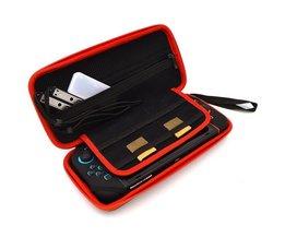 Voor Nintend Schakelaar Opslag Shell Pouch Protector Waterdichte Gamepad Case EVA Beschermende Hard Case Cover Voor Nintendo Schakelaar <br />  ShirLin