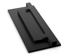 Verticale Stand voor Xbox Een S Console Cooling Houder Voor XBOX EEN Slanke Xbox Een S Stand Zwart <br />  TOYILUYA