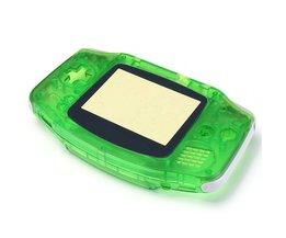 Voor GBA Behuizing Shell Case Voor Nintendo Gameboy Advance Volledige Set Behuizing Shell Case Cover Frame Onderdelen <br />  ShirLin