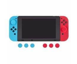 1 Set Case voor Nintend Schakelaar Case NS NX Siliconen Zachte Siliconen Beschermhoes voor Nintendo Switch Console Beschermhoes <br />  MyXL