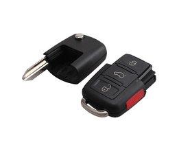 LARATH Afstandsbediening Fob Folding Key Keyless Entry 315/433 mhz Ongesneden Voor Ford Mustang CWTWB1U322 Met ID63 80Bit chip <br />  MyXL