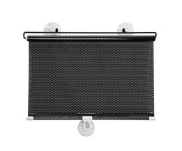 40 cm x 60 cm Intrekbare Auto Window Zonnescherm Automatische Auto Visor Voorruit UV Beschermen Cover Auto-styling <br />  VODOOL