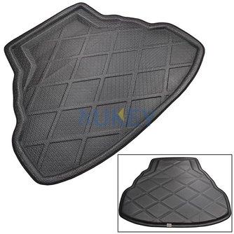Kofferbak Cargo Boot Liner Mat Lekbak Tapijt Voor Honda Accord Euro/Acura TSX Sedan 2009 2010 2011 20122014<br />  MISIMa