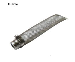 "15 cm Rvs 304 Bazooka screen 1/2 ""Npt voor homebrew bier waterkoker of mash tun/mesh filter"