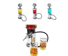 1000cc Liquor Bier Alcohol Gun Pomp Tankstation Bar Familie Bier Drank Water Sap Dispenser Machine St. Patrick Dag<br />  MyXL