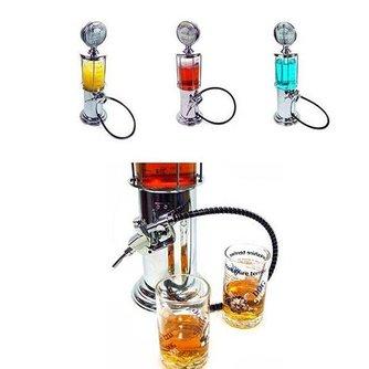 1000cc Liquor Bier Alcohol Gun Pomp Tankstation Bar Familie Bier Drank Water Sap Dispenser Machine St. Patrick Dag<br />  MyXL