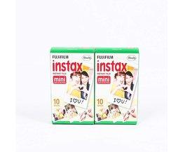 Fujifilm Instax Mini Film 20 stuks