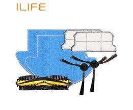 ILIFE V7s en V7s Pro Reserve Vervanging Kits met HEAP Filter MOP Doek Slide Borstel <br />  MyXL