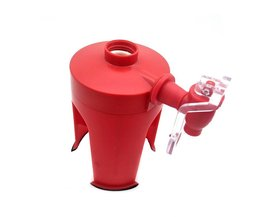 SweettreatsOndersteboven Drinken Fonteinen Cola Drank Schakelaar Drinkers Hand Druk Water Dispenser Automatische <br />  sweettreats