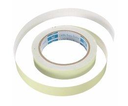 2 cm x 10 M Lichtgevende Tapes zelfklevende Waarschuwing Tape Nachtzicht Glow In Dark Veiligheid Stage Waarschuwing Security Woondecoratie <br />  Safurance