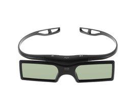 2017KOOPHOGE QUALIT Bluetooth 3D Shutter Actieve Bril voor Samsung/Panasonic voor Sony 3 DTVs Universal TV 3d-bril <br />  ONLENY